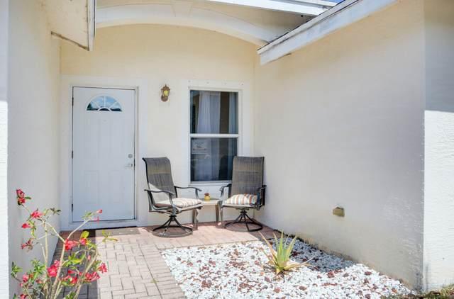 6550 Osborne Drive, Lake Worth, FL 33462 (MLS #RX-10723403) :: Berkshire Hathaway HomeServices EWM Realty