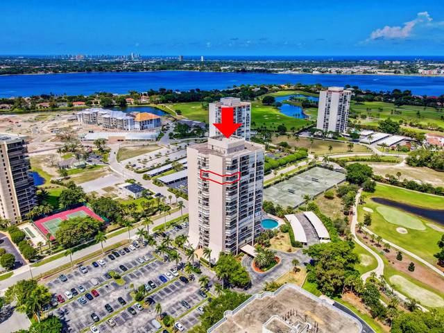 2425 Presidential Way #1806, West Palm Beach, FL 33401 (#RX-10723409) :: Dalton Wade