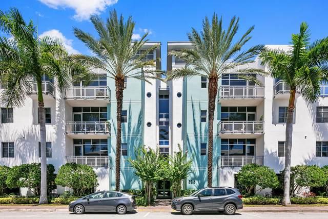 335 SE 6th Avenue #209, Delray Beach, FL 33483 (#RX-10723419) :: Ryan Jennings Group