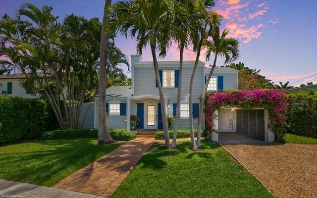 4206 Washington Road, West Palm Beach, FL 33405 (MLS #RX-10723420) :: Dalton Wade Real Estate Group