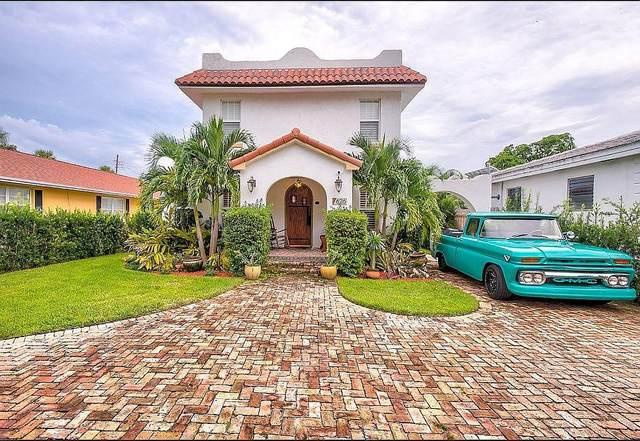 626 N Palmway, Lake Worth Beach, FL 33460 (#RX-10723421) :: Michael Kaufman Real Estate