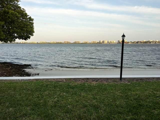 1430 S Lakeside Drive #13, Lake Worth Beach, FL 33460 (MLS #RX-10723425) :: Castelli Real Estate Services