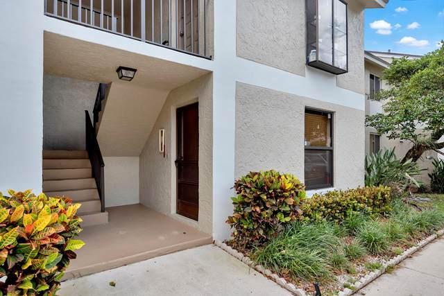 715 Gardens Drive #102, Pompano Beach, FL 33069 (MLS #RX-10723426) :: Berkshire Hathaway HomeServices EWM Realty