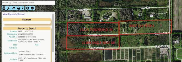 11408 Eagles Nest Drive, Boynton Beach, FL 33472 (#RX-10723442) :: Ryan Jennings Group
