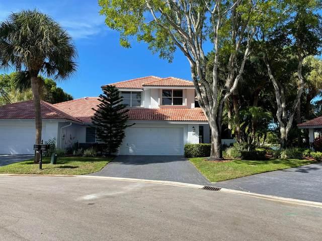 2011 NW 53rd Street, Boca Raton, FL 33496 (MLS #RX-10723453) :: Dalton Wade Real Estate Group