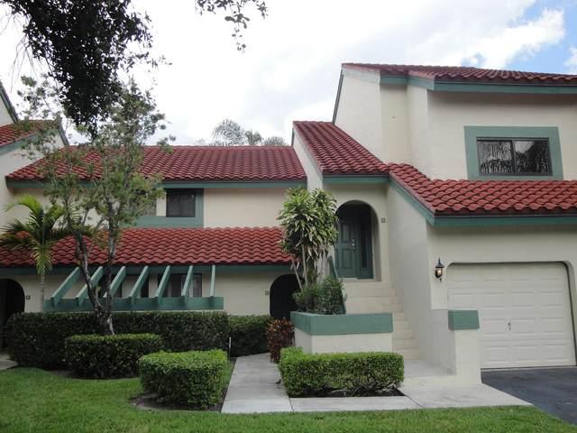 15 Lexington Lane E G, Palm Beach Gardens, FL 33418 (MLS #RX-10723459) :: Berkshire Hathaway HomeServices EWM Realty