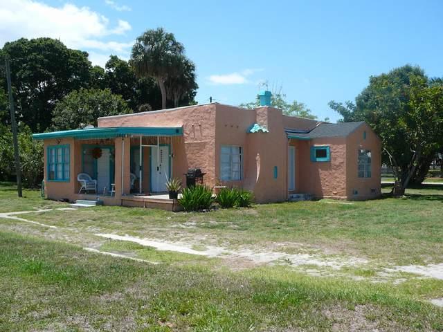2405 Sunrise Boulevard, Fort Pierce, FL 34982 (MLS #RX-10723467) :: Berkshire Hathaway HomeServices EWM Realty