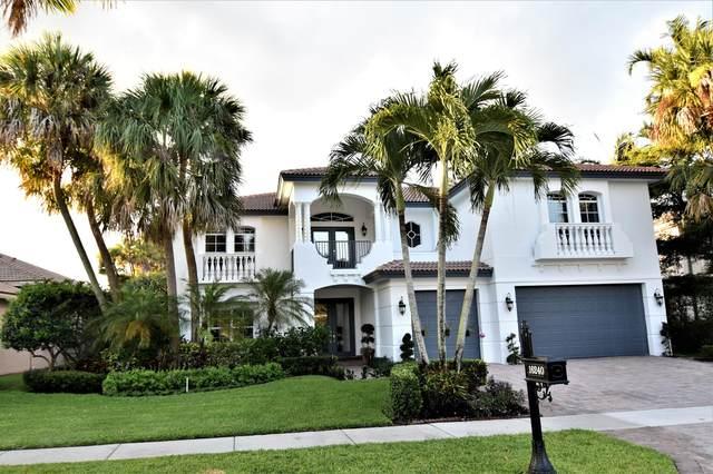 16240 Mira Vista Lane, Delray Beach, FL 33446 (MLS #RX-10723469) :: Castelli Real Estate Services
