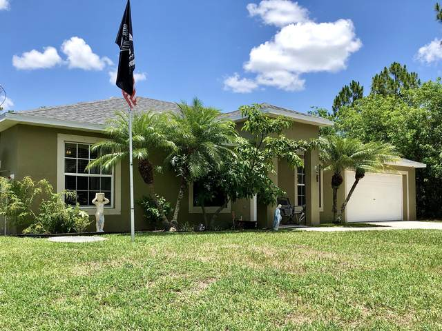 6452 NW Foxglove Street, Port Saint Lucie, FL 34986 (#RX-10723474) :: Michael Kaufman Real Estate