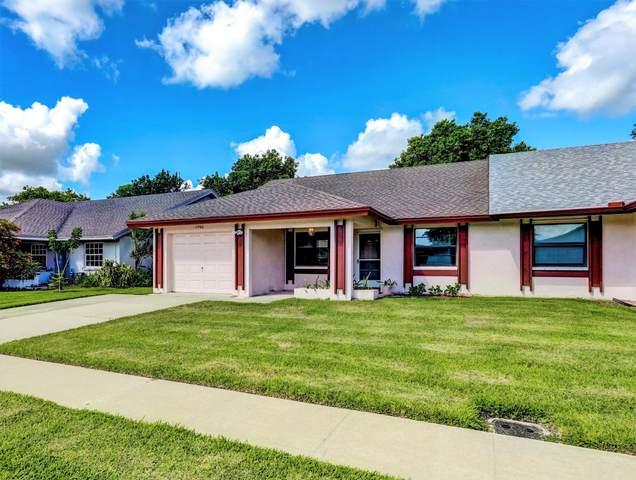 11986 Suellen Circle, Wellington, FL 33414 (MLS #RX-10723477) :: Berkshire Hathaway HomeServices EWM Realty
