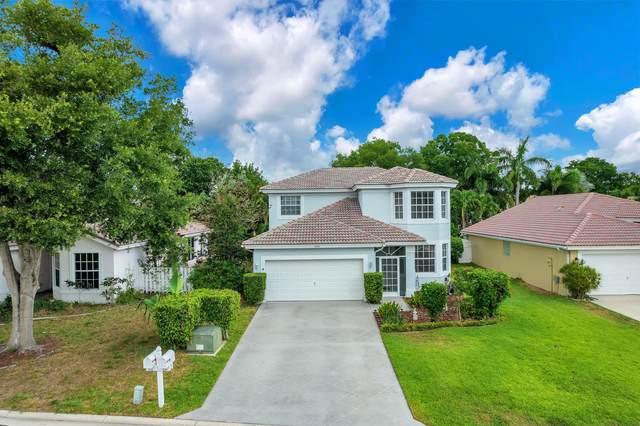12109 Sunset Point Drive S, Wellington, FL 33414 (MLS #RX-10723478) :: Berkshire Hathaway HomeServices EWM Realty