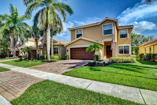 7654 Jewelwood Drive, Boynton Beach, FL 33437 (#RX-10723480) :: Ryan Jennings Group