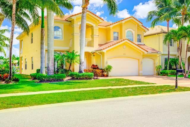 10916 Sunset Ridge Circle, Boynton Beach, FL 33473 (#RX-10723484) :: Ryan Jennings Group