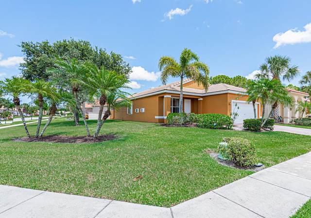 8237 Bellafiore Way, Boynton Beach, FL 33472 (#RX-10723488) :: Michael Kaufman Real Estate