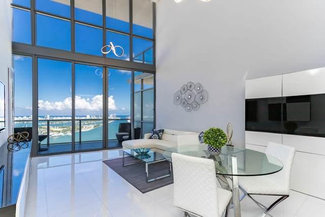 1100 Biscayne Boulevard #3705, Miami, FL 33132 (MLS #RX-10723495) :: Dalton Wade Real Estate Group