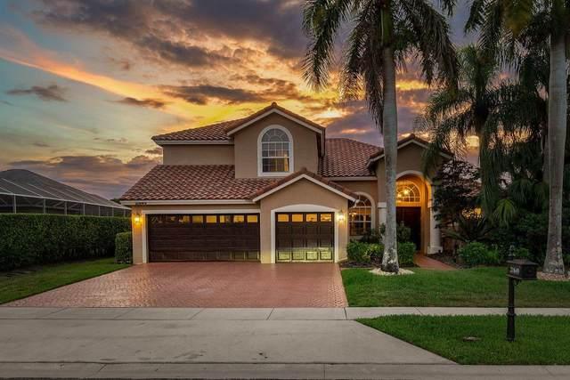 21649 Lynhurst Way, Boca Raton, FL 33428 (#RX-10723498) :: Michael Kaufman Real Estate