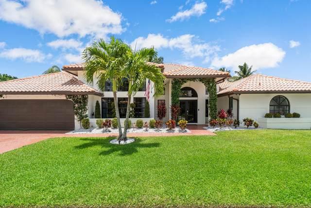 2930 NW 27th Avenue, Boca Raton, FL 33434 (MLS #RX-10723505) :: Dalton Wade Real Estate Group