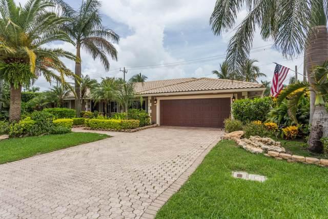 2720 NE 40th Court, Fort Lauderdale, FL 33308 (MLS #RX-10723508) :: Berkshire Hathaway HomeServices EWM Realty