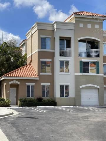 11041 Legacy Boulevard #101, Palm Beach Gardens, FL 33410 (MLS #RX-10723510) :: Berkshire Hathaway HomeServices EWM Realty