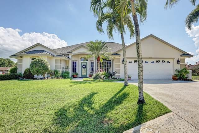 1492 SE Nancy Lane, Port Saint Lucie, FL 34983 (MLS #RX-10723511) :: Dalton Wade Real Estate Group