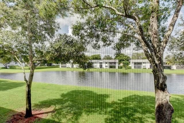 15365 Lakes Of Delray Boulevard #212, Delray Beach, FL 33484 (#RX-10723514) :: Michael Kaufman Real Estate