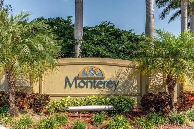 310 Lake Monterey Circle, Boynton Beach, FL 33426 (#RX-10723517) :: Ryan Jennings Group