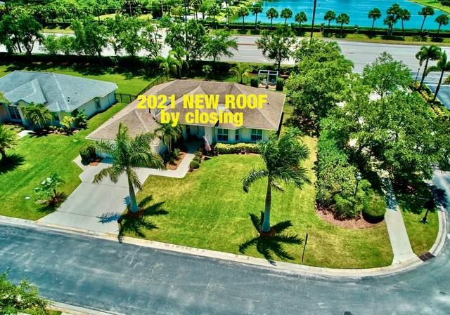 4695 Stephanie Lane SW, Vero Beach, FL 32968 (MLS #RX-10723519) :: Dalton Wade Real Estate Group