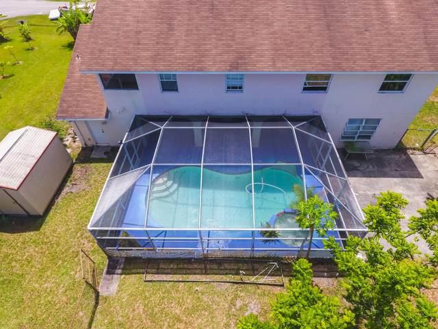 501 NW Biscayne Drive, Port Saint Lucie, FL 34952 (MLS #RX-10723520) :: Dalton Wade Real Estate Group
