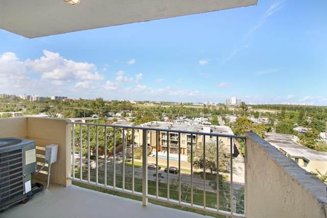 2350 NE 135th Street #812, North Miami, FL 33181 (MLS #RX-10723521) :: Dalton Wade Real Estate Group