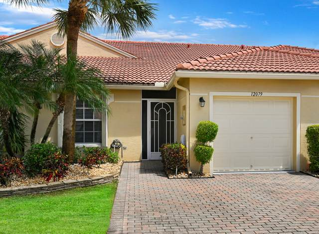 12079 Napoli Lane, Boynton Beach, FL 33437 (MLS #RX-10723524) :: Dalton Wade Real Estate Group
