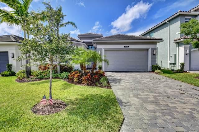 9739 Salty Bay Drive, Delray Beach, FL 33446 (MLS #RX-10723527) :: Berkshire Hathaway HomeServices EWM Realty