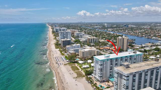 1010 S Ocean Boulevard #1214, Pompano Beach, FL 33062 (MLS #RX-10723532) :: Berkshire Hathaway HomeServices EWM Realty