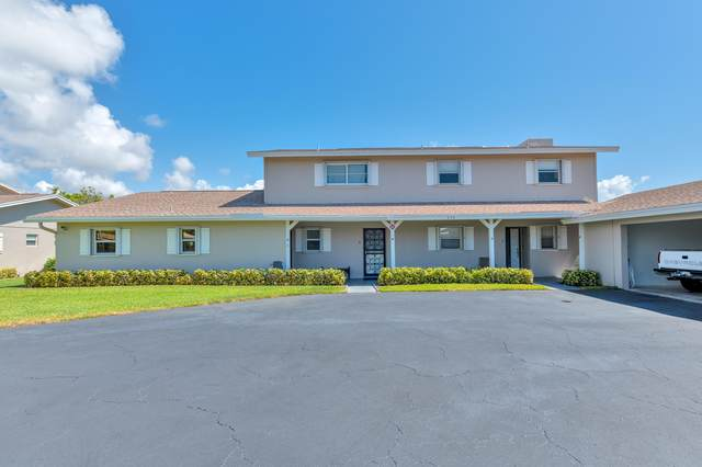 973 SE 10th Street 8A, Deerfield Beach, FL 33441 (MLS #RX-10723535) :: Berkshire Hathaway HomeServices EWM Realty