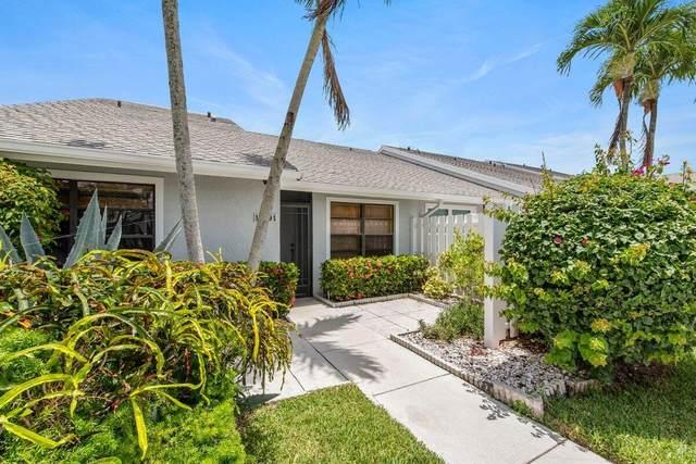 12191 Forest Greens Drive, Boynton Beach, FL 33437 (#RX-10723553) :: Ryan Jennings Group
