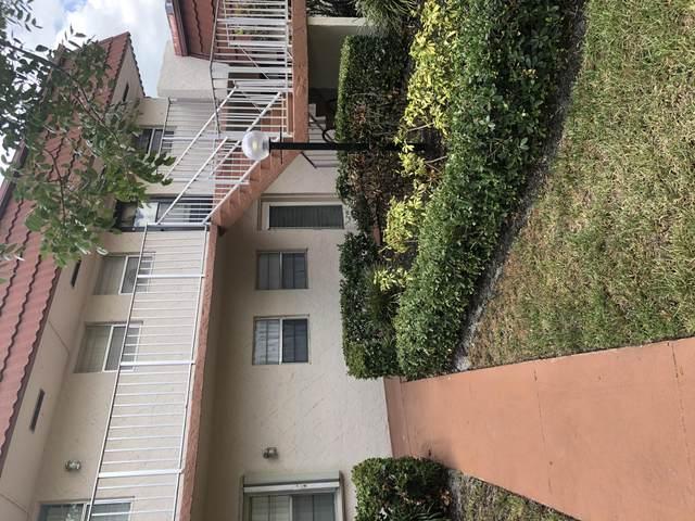 12008 Poinciana Boulevard #106, Royal Palm Beach, FL 33411 (#RX-10723556) :: Ryan Jennings Group