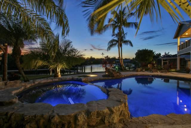 722 SW Pine Tree Lane, Palm City, FL 34990 (MLS #RX-10723572) :: Berkshire Hathaway HomeServices EWM Realty