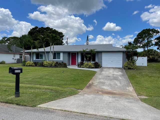 2222 SE Midtown Road, Port Saint Lucie, FL 34952 (#RX-10723581) :: Ryan Jennings Group