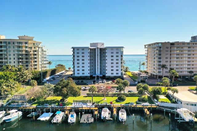 1057 Hillsboro Mile #912, Hillsboro Beach, FL 33062 (#RX-10723582) :: The Reynolds Team | Compass