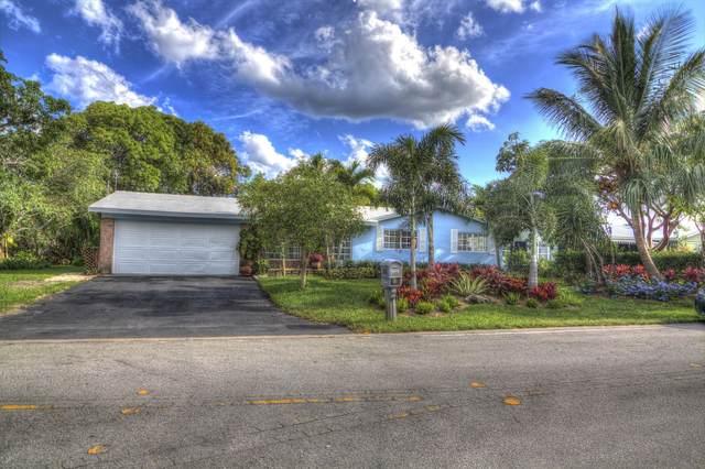 126 NE 13th Street, Delray Beach, FL 33444 (#RX-10723596) :: Signature International Real Estate
