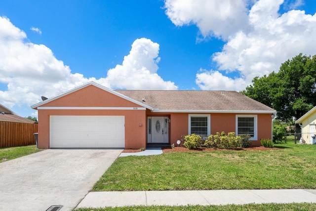 8130 Rose Marie Circle, Boynton Beach, FL 33472 (#RX-10723611) :: Ryan Jennings Group
