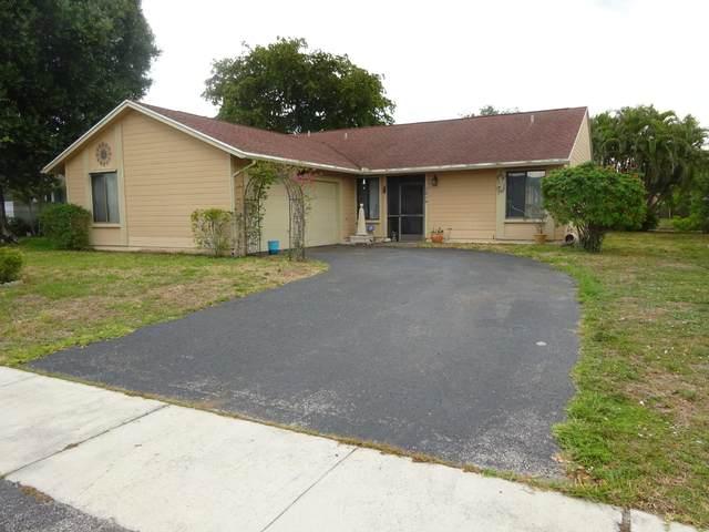 7814 Blackwood Lane, Lake Worth, FL 33467 (#RX-10723619) :: Ryan Jennings Group