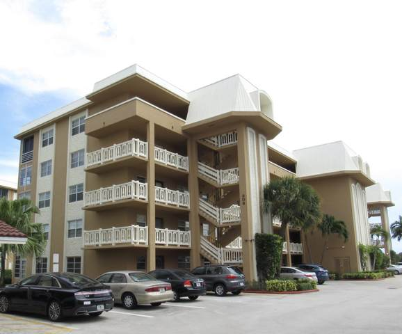 308 Golfview Road #405, North Palm Beach, FL 33408 (#RX-10723633) :: Ryan Jennings Group