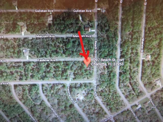 1097 Beach Street, Port Charlotte, FL 33953 (#RX-10723634) :: Ryan Jennings Group