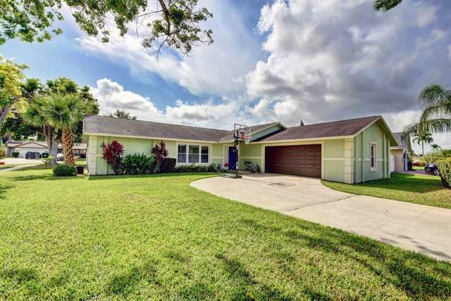 1111 Jackpine Street, Wellington, FL 33414 (MLS #RX-10723672) :: Castelli Real Estate Services