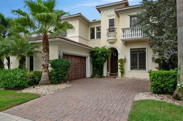 17947 Lake Azure Way, Boca Raton, FL 33496 (#RX-10723673) :: Michael Kaufman Real Estate