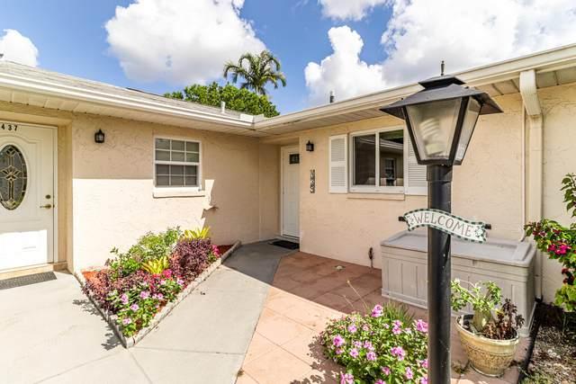 439 Franconia Circle, Lake Worth, FL 33467 (MLS #RX-10723680) :: Castelli Real Estate Services