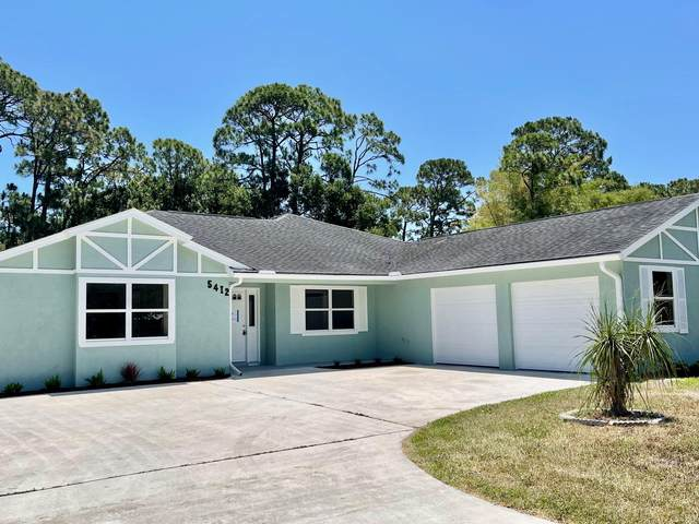 5412 Sunset Boulevard, Fort Pierce, FL 34982 (#RX-10723686) :: Michael Kaufman Real Estate