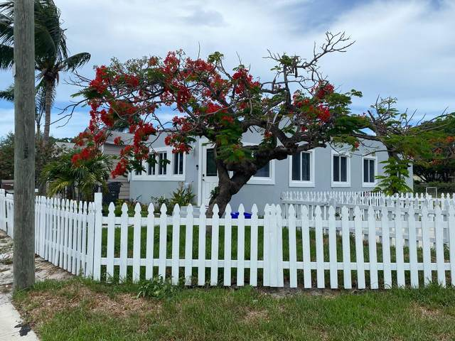 204 N E Street, Lake Worth Beach, FL 33460 (#RX-10723696) :: Michael Kaufman Real Estate