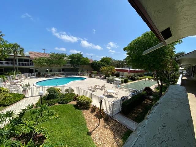 860 SE 6th Street #406, Deerfield Beach, FL 33441 (MLS #RX-10723707) :: Castelli Real Estate Services
