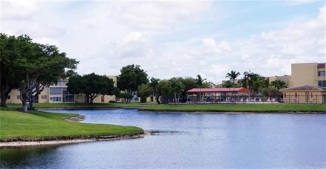 6001 NW 61st Avenue #106, Tamarac, FL 33319 (#RX-10723773) :: Michael Kaufman Real Estate